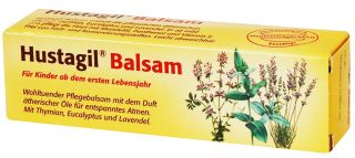 HUSTAGIL balzams, 30 ml