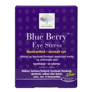 Blue Berry Eye Stress tab.N60