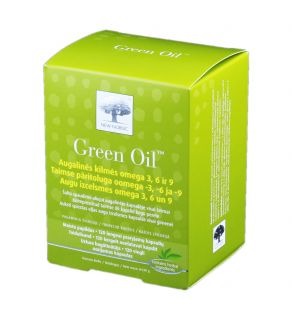 Green Oil kapsulas, N120